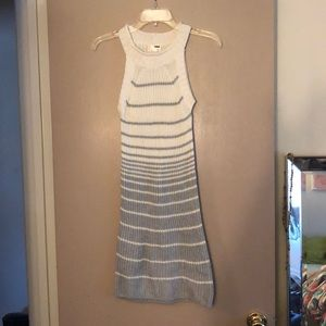 Dresses & Skirts - LF Striped Knit Dress